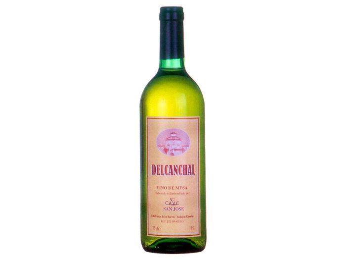 DELCANCHAL 75 cl. BLANCO